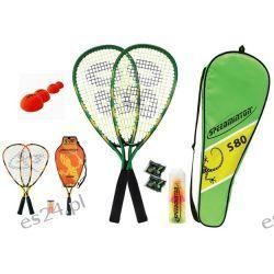 Promocyjny zestaw SpeedmintonS80 + Junior Tenis i pokrewne