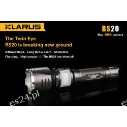 Latarka Klarus RS20 1050 lumenów