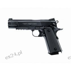 Wiatrówka Colt 1911 M45 CQBP Blow Back 4,5 mm Black (5.8176)