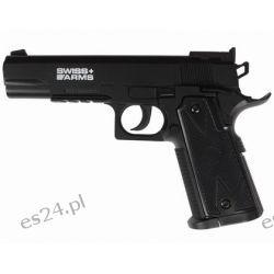 Wiatrówka CyberGun Swiss Arms P1911 Match 4,5 mm (288708) Pozostałe