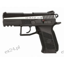 Wiatrówka CZ 75 P-07 Duty Blow Back Dual Tone 4,5 mm (16533)