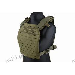 Kamizelka taktyczna ASG SWAT Green (15238)