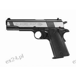 Wiatrówka Colt Government 1911 A1 Dark Ops 4.5 mm (023-006) KB Pozostałe