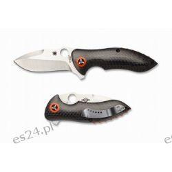 Nóż składany Spyderco Rubicon Carbon Fiber Plainedge (C187CFP) KL