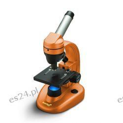 Mikroskop Levenhuk 50L NG Orange\Pomarańczowy