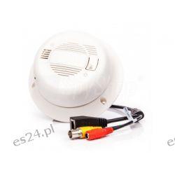 Kamera ze zdalnym dostępem przez WiFi ukryta w czujce dymu DVR-35SWF