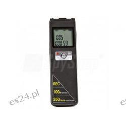 Cyfrowy dyktafon podsłuchowy z mikrofonem bezprzewodowym DVR-308A Dyktafony