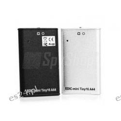Mikro dyktafon podsłuchowy Edic Mini Tiny16 A44 300h z nadpisywaniem Dyktafony