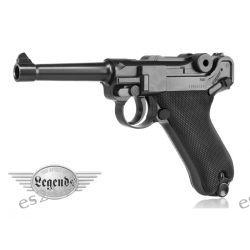 Wiatrówka pistolet UMAREX Legends P.08 Noże i scyzoryki