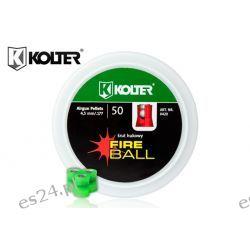 Śrut.4,5 mm KOLTER Fireball - hukowy Zegary