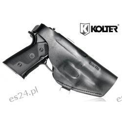Kabura skórzana do pistoletów BERETTA 92/Elite II Zegary