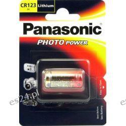 Bateria Panasonic CR123 3V Pozostałe