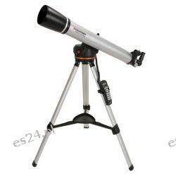 Teleskop Celestron LCM 80 Obiektywy