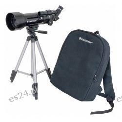 Teleskop mobilny Celestron Travel Scope 70  Latarki