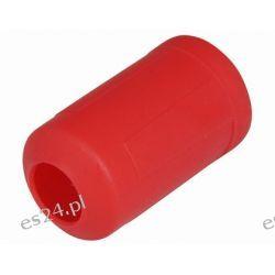 Nakładka do latarki ESP BRC-01 do pałki teleskopowej - Czerwona
