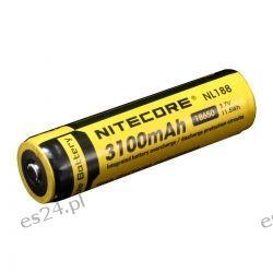 Akumulator Nitecore 18650 NL188 3100 mAh Pozostałe