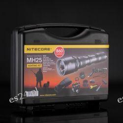 Zestaw myśliwski Hunting Kit latarka MH25 860 lumenów Pozostałe