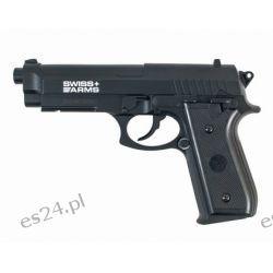 Wiatrówka Cybergun Swiss Arms PT92 4,5 mm (288026)