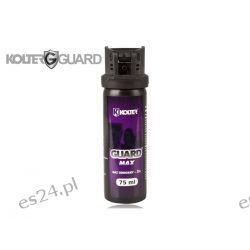Gaz pieprzowy KOLTER GUARD-MAX 75 ml żel Pozostałe