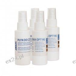 Płyn do czyszczenia optyki Delta Optical 50 ml  Fotografia