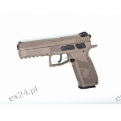 Wiatrówka CZ P-09 CO2 GBB 4,5 mm FDE (18525)