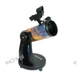Teleskop Celestron Cosmos Firstscope Fotografia
