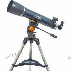 Teleskop Celestron AstroMaster 102AZ Fotografia