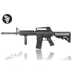 Karabin ASG OBERLAND ARMS OA-15 M4 RIS sprężynowy
