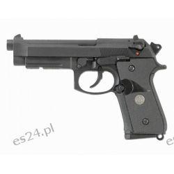 Pistolet GBB WE M9 Marine (6080) SP