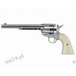 "Wiatrówka - rewolwer Colt Single Action Army 45 Peacemaker Nickel 7,5"" 4,5 mm (5.8335)"