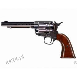 "Wiatrówka - rewolwer Colt Single Action Army 45 Peacemaker Blued 5,5"" 4,5 mm (5.8308)"