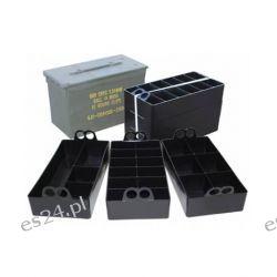 MTM ACO - wkłady z przegródkami do pudełka AC-50 Pozostałe