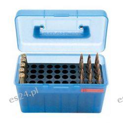 MTM pudełka z rączką na amunicję - broń długa