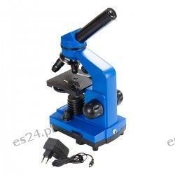 Mikroskop Delta Optical Biolight 100 niebieski Fotografia