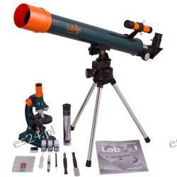 Zestaw Levenhuk LabZZ MT2 z mikroskopem i teleskopem Fotografia