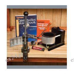 Lyman Master Casting Kit - rozszerzony zestaw narzędzi do odlewania pocisków