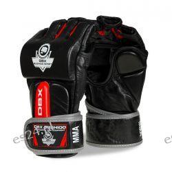 Rękawice Bushido do MMA ze Skóry Naturalnej - e1v4