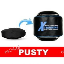 Dodatkowy wkład obciążeniowy do XBAG - PUSTY Siłownia i fitness