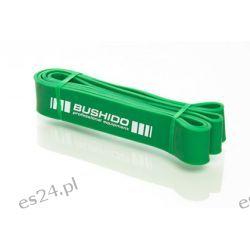 Wzmocniona Guma Treningowa DBX BUSHIDO Power Band - ZIELONA 23-57 KG Siłownia i fitness