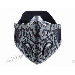 Maska antysmogowa Respro Sportsta W15 Camo (SPORTI MASK CAM Nieskategoryzowane