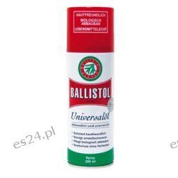 BALLISTOL Olej do broni spray 200 ml Zegary