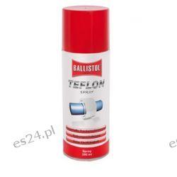 BALLISTOL TEFLON spray 200 ml wzmacnia czynności ślizgowe