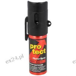 Gaz pieprzowy KKS ProTect Anti-Dog 15ml Cone (01430-C) Pozostałe