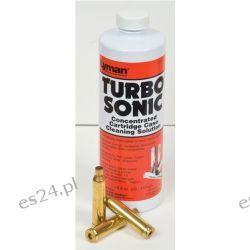 Lyman Case Turbo Sonic - koncentrat do myjek ultradźwiękowych Pozostałe