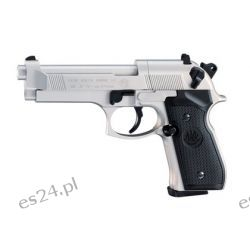 Wiatrówka Beretta 92 FS 4,5 mm Nickel (419.00.02) Sport i Turystyka