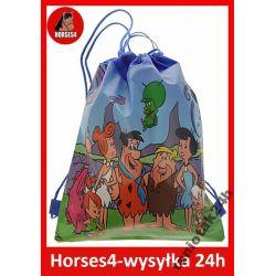 *Worek - plecak Flinstonowie*