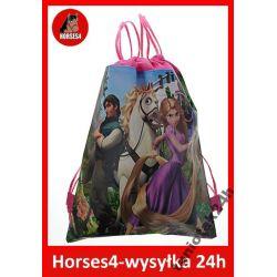 *Worek - plecak dla dziewczynki*
