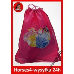 *Worek - plecak Księżniczki*