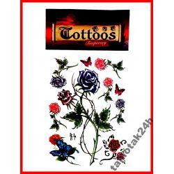 *Tatuaż zmywalny*