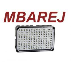 Lampa diodowa AL-126 LED Panel AUTURE+ FILTRY